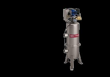 Filtres automatiques gamme AG
