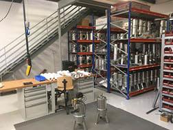 Hectron conçoit et fabrique du matériel innovant