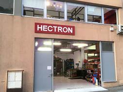 Hectron est une entreprise familiale fondée en 1986