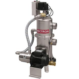 Filtre à eau automatique basse pression